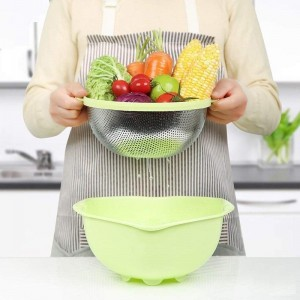 360° degree Malfunction Strainer Basket - waseeh.com