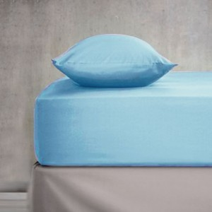 Fitted Sheet - With Pillow Covers - Double - waseeh.com