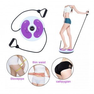 Magnetic waist twisting disc with hand balance strap - waseeh.com
