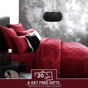 15 Pieces Luxury Bridal Set with Quilt - waseeh.com