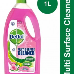 Dettol Multi Surface Cleaner 1 Liter-Rose - waseeh.com