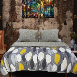 Abstract - Export Quality Bed Spread Set - 6 pc - waseeh.com