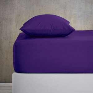 Cotton Fitted Sheet - Without Pillow Covers - waseeh.com