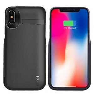 JLW Power Case - Iphone X - 5500mAh - waseeh.com
