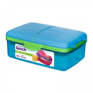 3 Layer Lunch Box with water Bottle - waseeh.com