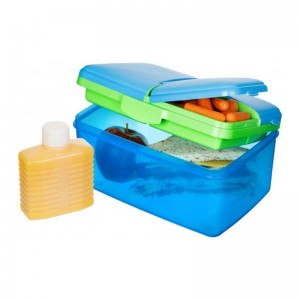 3 Layer Big Lunch Box with water Bottle 2L - waseeh.com