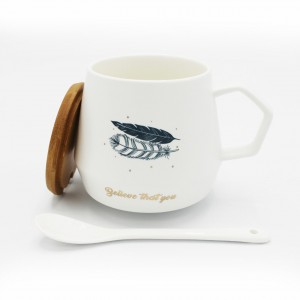 Exquisite Mug - Believe that you - waseeh.com