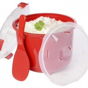 2.6L Microwave Rice Cooker - waseeh.com