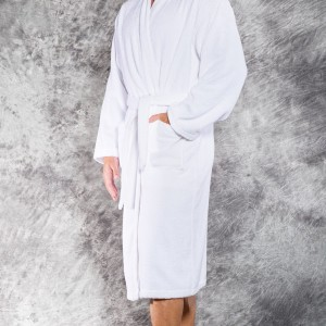 Cotton Bath Robe - waseeh.com