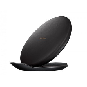 Fast Charge Wireless Charger Convertible - Black - waseeh.com