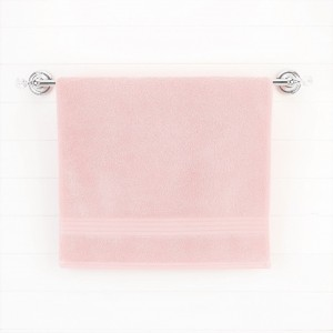 Baby Pink Egyptian Cotton Bath Towel - Single - waseeh.com