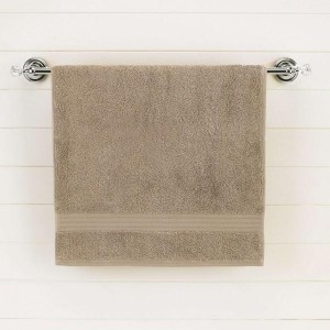 Brown Egyptian Cotton Bath Towel - Single - waseeh.com