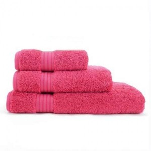 Fuchsia Egyptian Cotton Towel - Pack of 3 - waseeh.com