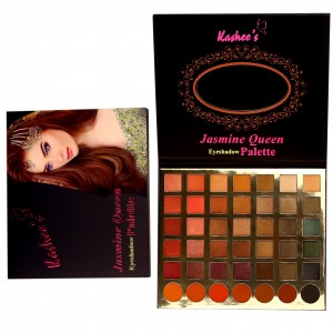 Jasmine Queen Eye Shadow Palette
